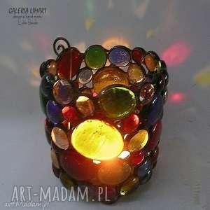prezent niezwykły dla kochających unikaty efektowny pracochłonny lampion