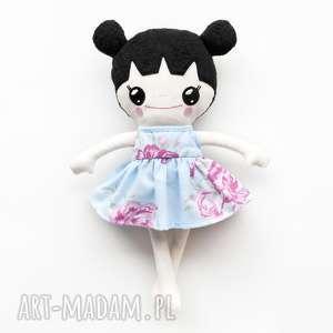 handmade lalki szmaciana lalka lalalila - poofy cat