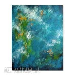 aleksandrab nebula u8, abstrakcja, nowoczesny obraz ręcznie malowany