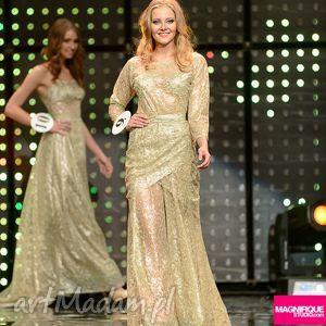 hand-made sukienki suknia h. c. 2013/1