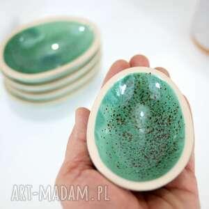 handmade ceramika ceramiczna miseczka do kuchni - boho