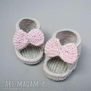 Zamówienie p magdy buciki b a o l buciki, sandałki, niemowlęce