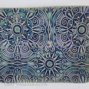 handmade ceramika mydelniczka ceramiczna