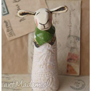 wylegarnia pomyslow owca mniejsza, ceramika, owca, oryginalny prezent