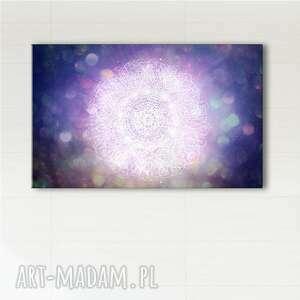 Obraz energetyczny - bóg w nas wydruk na płótnie liliarts obraz