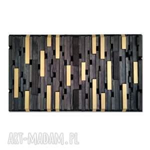 obraz z drewna, dekoracja ścienna /94- taisia/, dekoracja, ścienna, drewniana