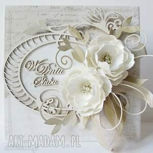 Ślubny szyk - w pudełku, pudełko, ślub, życzenia, gratulacje