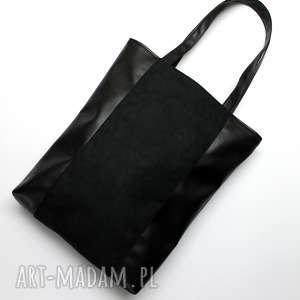 na święta prezenty Szoperka - czarna, elegancka, nowoczesna, pakowna, prezent
