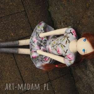 lalka 150 - szmacianka, przytulanka, miękka, lala