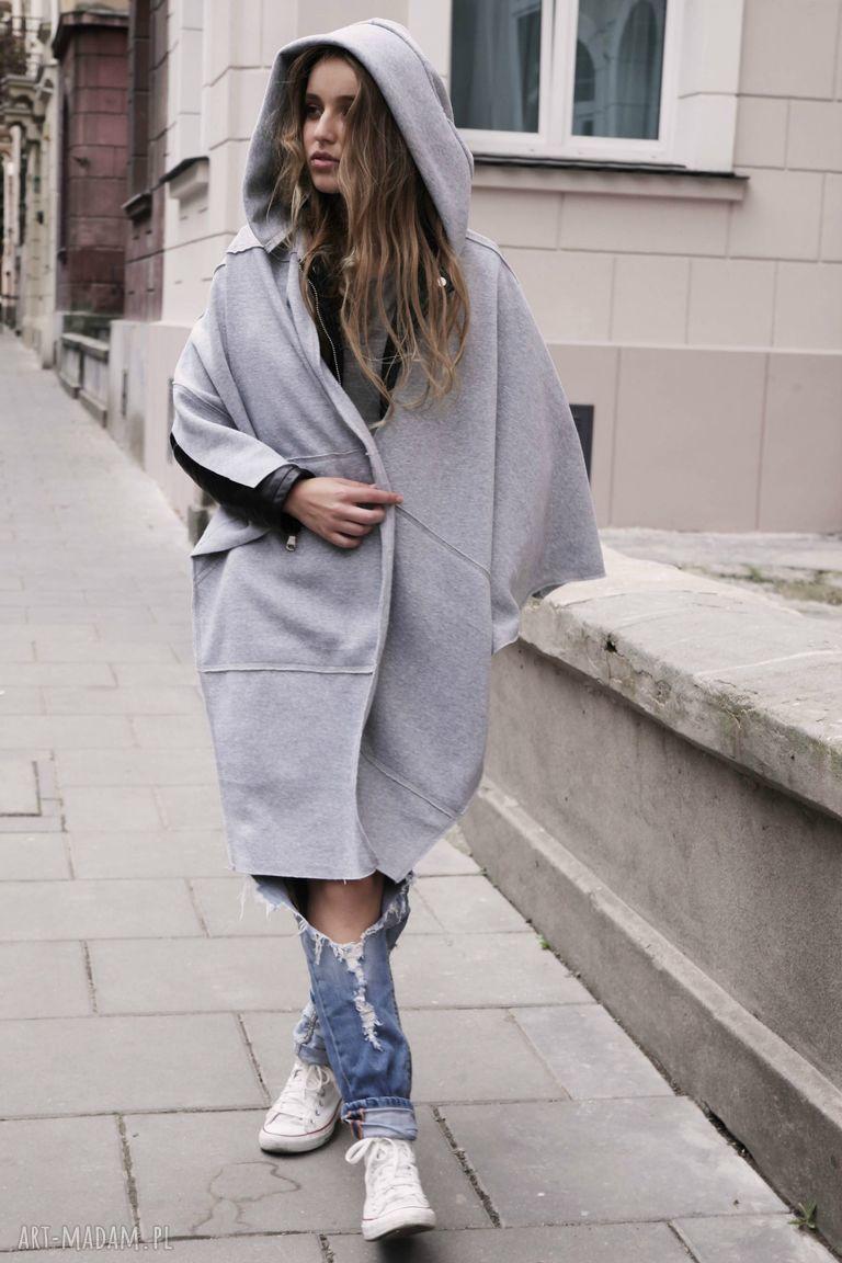 bluzy dzianina tuba komin szal origami dress