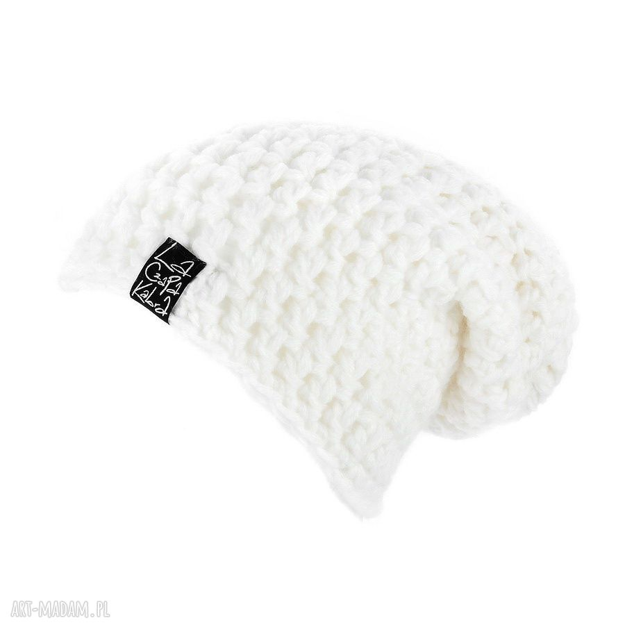 oryginalne czapki wełna mono 16