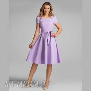 sukienki sukienka anita midi lila