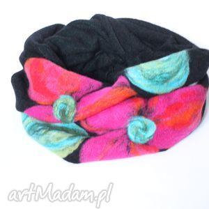 Ruda Klara handmade filcowany, zdejmij szpile załóż