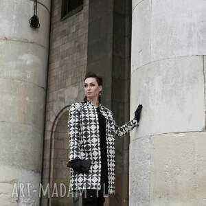 jesienny, elegancki płaszcz, boho klasyczny, elegancki, lniany