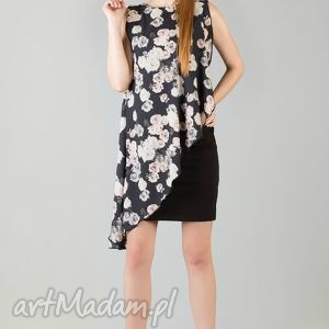 ręczne wykonanie sukienki sukienka z woalką lilka