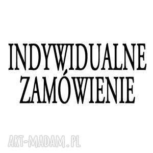 laluv 4x ślubne spinki do mankietów inicjały, własna, grafika, indywidualne