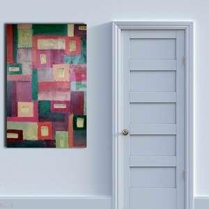 abstra-akt 2, abstrakcja, struktura, akryl, alexandra13art