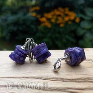 czaroit - magiczny kamień, czaroit, plastry