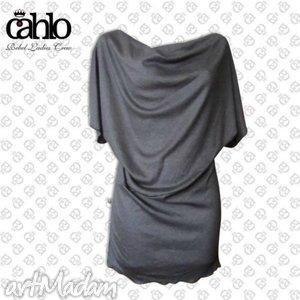 bluzki cahlo street yoself - tunika grey, cahlo, bluzki, t shirt, koszulki