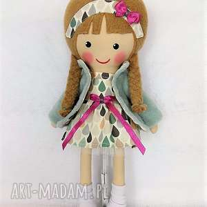 lalki malowana lala malwinka, lalka, zabawka, przytulanka, prezent, niespodzianka