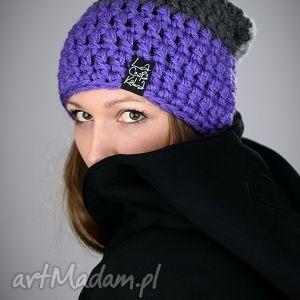 Triquence 15, czapka, czapa, zima, wełna, ciepła, kolorowa