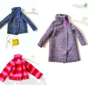 sweterek dla lalki rafinerii cukru, szafa, lalka, sweter, paski