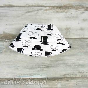 ręcznie wykonane dla dziecka kapelusz dla dziecka, wąsy
