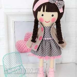 Prezent MALOWANA LALA MAGDALENA, lalka, zabawka, przytulanka, prezent, niespodzianka,