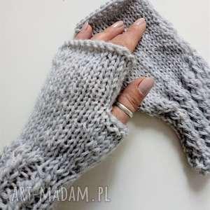 Rękawiczki mitenki the wool art rękawiczki, mitenki, nadrutach