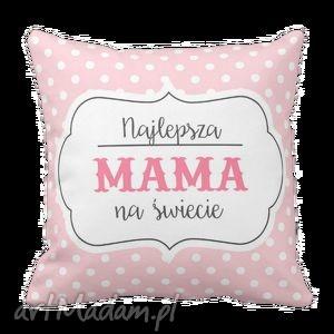 poduszka najlepsza mama na świecie dzień matki 6247, mama, dzień, mamy