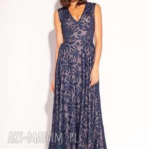 Sukienka ema sukienki pawel kuzik wesele, poprawiny, szyfonowa