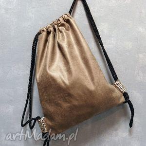 bbag plecak cappucino, plecak, worek, zakupy, prezent, laptopa, torebka, pod choinkę