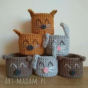 handmade pokoik dziecka koszyki zwierzaki