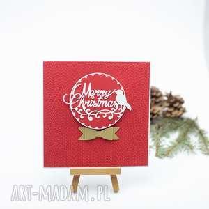 pomysł na świąteczny prezent Kartka Boże Narodzenie, święta, kartkazżyczeniami