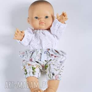 ubranka dla lalek typu paola reina, miniland, minikane, zestaw ubranek