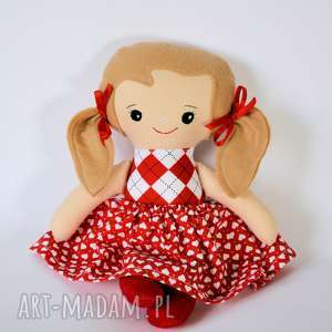 motylarnia lala tośka - renia 35 cm, lalka, tośka, dziewczynka, chrzciny, roczek