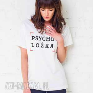 hand-made koszulki psycholożka oversize t-shirt