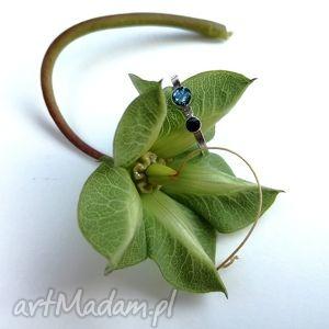 anna grys simple beauty, szafir, topaz, srebro, pierścionek biżuteria