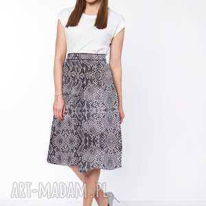 ręczne wykonanie spódnice klasyczna rozkloszowana spódnica, sp121