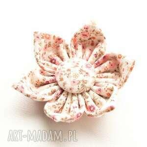 ozdoby do włosów spinka kwiatek florence, włosów, spinki