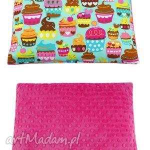 Poduszka MUFFINY, poduszka, muffiny, muffinki, muffinka, muffin, poducha
