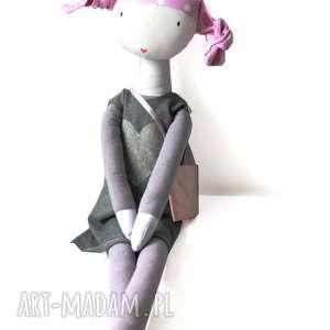 ręcznie robione lalki nola. Pastelove