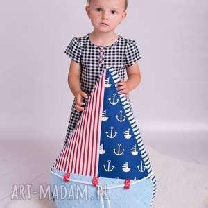 hand made pokoik dziecka poduszka dziecięca łódka