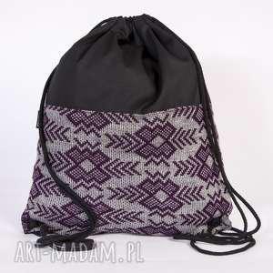 c5b7a45521ff7 ... sweterkowy, torba, plecak, worek