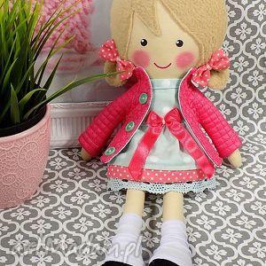 Prezent malowana lala iga, lalka, zabawka, przytulanka, prezent, niespodzianka