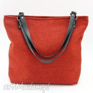 torebki rudawa, ruda, jesienna, flisanna, świąteczny prezent