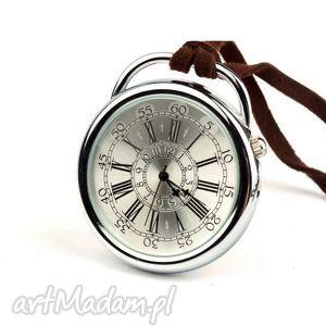 PODRÓŻNIK W CZASIE I (SILVER), zegarek
