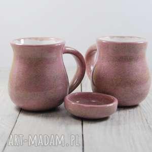 kubek, kubki ceramiczne dla dwojga, do kawy, herbaty, pracy, prezent