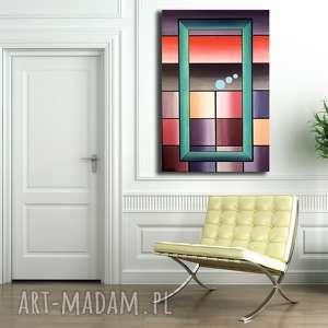 zagrajmy w kolory 2, abstrakcja, akryl, kolory