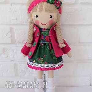 Prezent MALOWANA LALA HANIA, lalka, zabawka, przytulanka, prezent, niespodzianka
